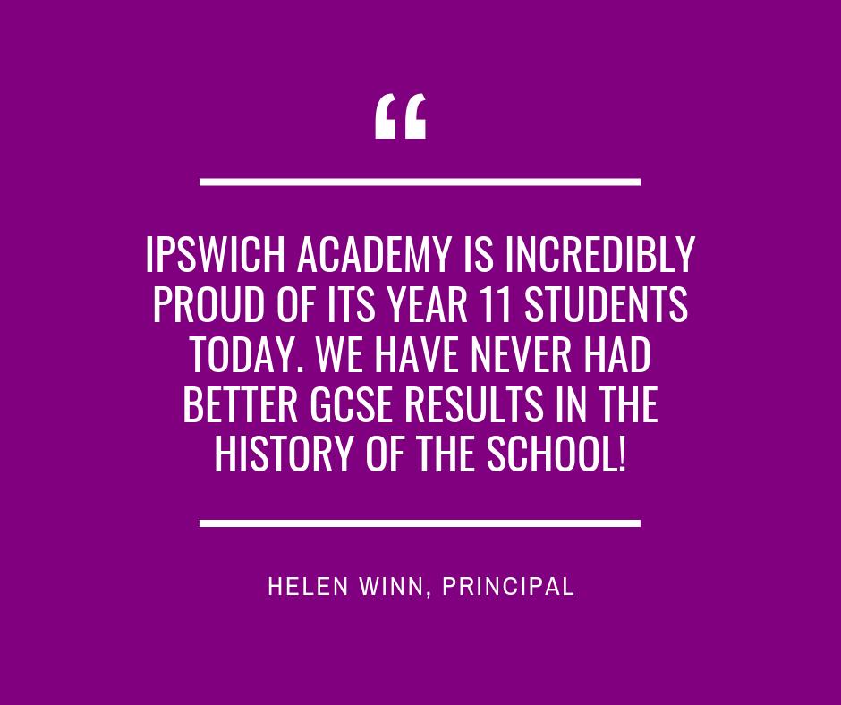 Ipswich Academy | 2019 | August
